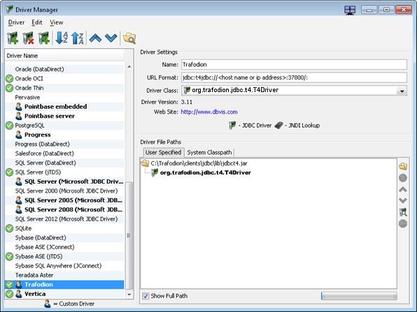 DBVISUALIZER SQL SERVER MICROSOFT JDBC DRIVER UPDATE